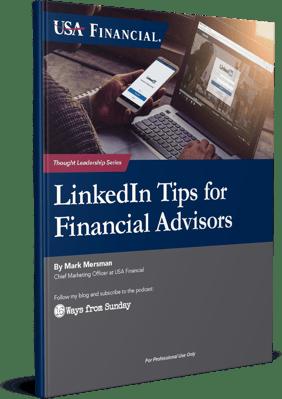 LinkedIn Tips for Financial Advisors